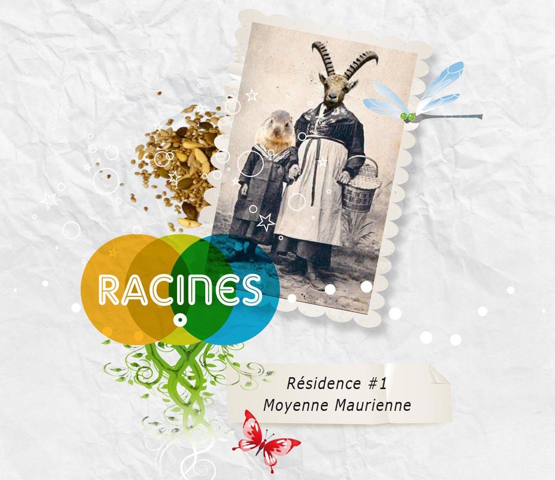 Résidence #1 racines